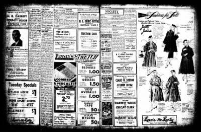 Hope Star from Hope, Arkansas on August 11, 1952 · Page 11