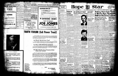 Hope Star from Hope, Arkansas on August 12, 1952 · Page 2