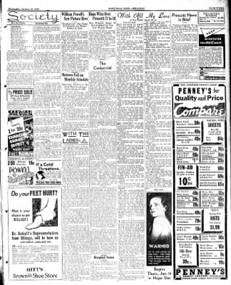 Hope Star from Hope, Arkansas on January 15, 1936 · Page 3