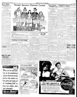 Hope Star from Hope, Arkansas on September 13, 1939 · Page 5