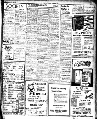 Hope Star from Hope, Arkansas on December 23, 1941 · Page 3
