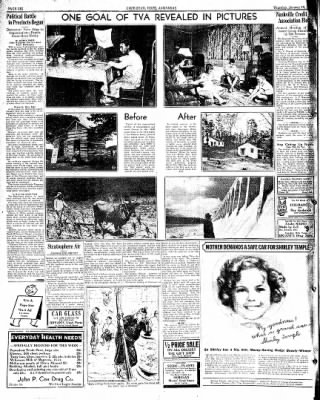 Hope Star from Hope, Arkansas on January 16, 1936 · Page 6
