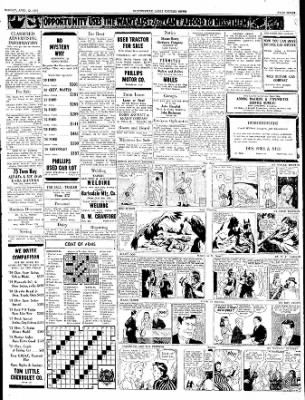 The Courier News from Blytheville, Arkansas on April 29, 1940 · Page 7