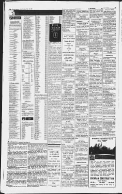 The Anniston Star from Anniston, Alabama on February 22, 1985 · Page 14