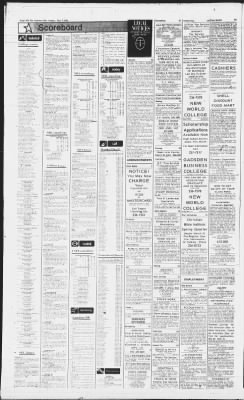 The Anniston Star from Anniston, Alabama on March 3, 1985 · Page 30