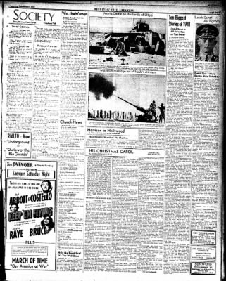 Hope Star from Hope, Arkansas on December 27, 1941 · Page 3