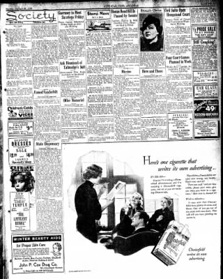 Hope Star from Hope, Arkansas on January 20, 1936 · Page 3