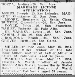 Oakland Tribune from Oakland, California on May 17, 1934 · Page 31
