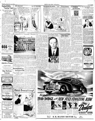 Hope Star from Hope, Arkansas on September 19, 1939 · Page 5