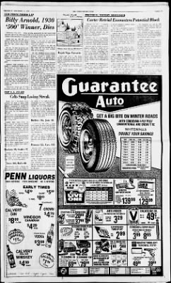 The Indianapolis Star from Indianapolis, Indiana on November 11, 1976 · Page 45