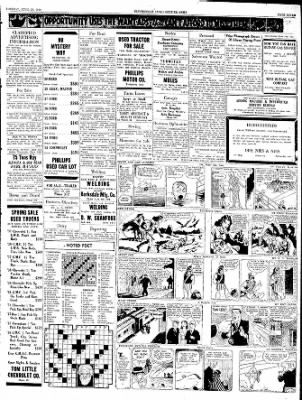 The Courier News from Blytheville, Arkansas on April 30, 1940 · Page 7