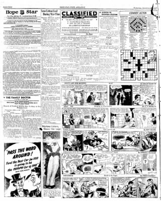 Hope Star from Hope, Arkansas on September 20, 1939 · Page 2
