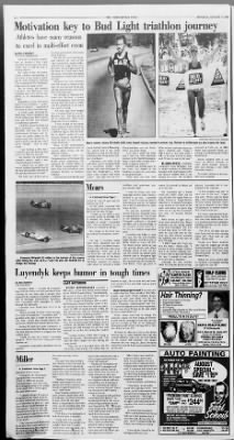 The Indianapolis Star from Indianapolis, Indiana on August 5, 1991 · Page 36