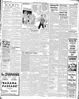 Hope Star from Hope, Arkansas on January 2, 1942 · Page 3