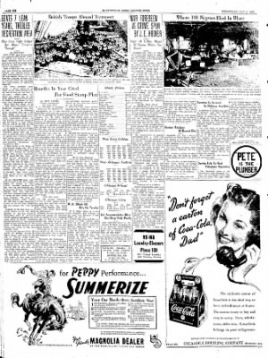 The Courier News from Blytheville, Arkansas on May 1, 1940 · Page 6