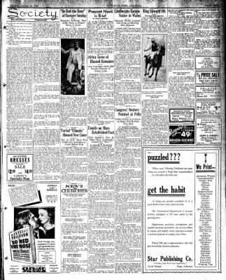 Hope Star from Hope, Arkansas on January 25, 1936 · Page 11