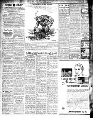 Hope Star from Hope, Arkansas on January 27, 1936 · Page 2