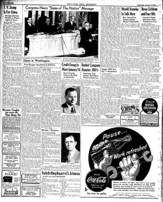 Hope Star from Hope, Arkansas on January 7, 1942 · Page 4