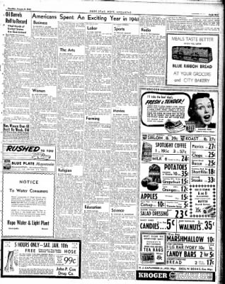 Hope Star from Hope, Arkansas on January 8, 1942 · Page 7