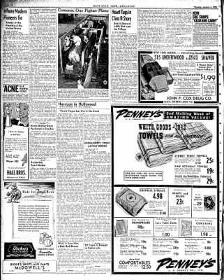 Hope Star from Hope, Arkansas on January 8, 1942 · Page 8