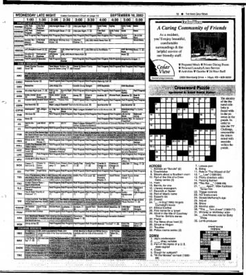 The Hays Daily News from Hays, Kansas on September 13, 2002 · Page 24