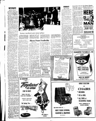 The Sumner Gazette from Sumner, Iowa on November 17, 1966 · Page 12