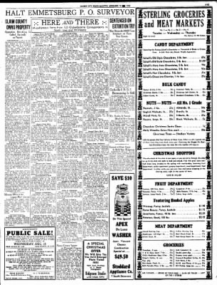 Globe-Gazette from Mason City, Iowa on December 14, 1936 · Page 41