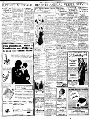 Globe-Gazette from Mason City, Iowa on December 14, 1936 · Page 42