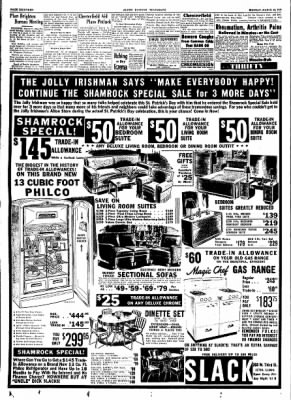 Alton Evening Telegraph from Alton, Illinois on March 17, 1952 · Page 18