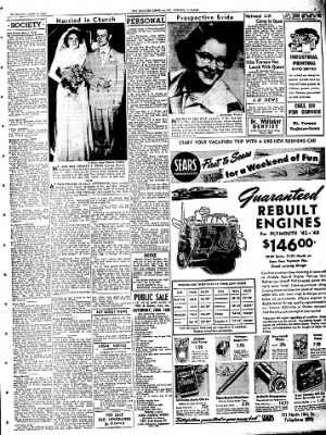 Mt. Vernon Register-News from Mt Vernon, Illinois on June 14, 1951 · Page 9
