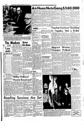 Garden City Telegram from Garden City, Kansas on May 26, 1971 · Page 3