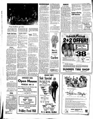 The Sumner Gazette from Sumner, Iowa on November 24, 1966 · Page 12