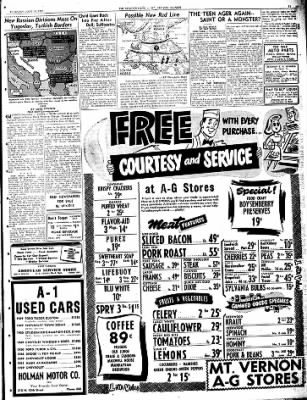 Mt. Vernon Register-News from Mt Vernon, Illinois on June 14, 1951 · Page 13