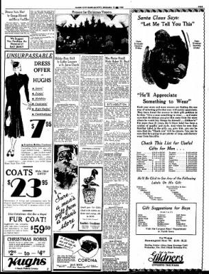 Globe-Gazette from Mason City, Iowa on December 15, 1936 · Page 49