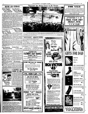 Mt. Vernon Register-News from Mt Vernon, Illinois on June 15, 1951 · Page 2