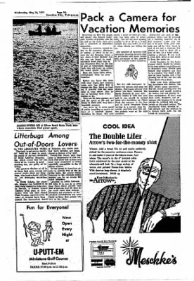 Garden City Telegram from Garden City, Kansas on May 26, 1971 · Page 23