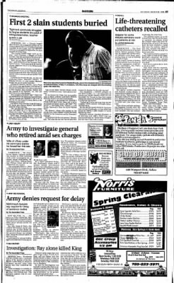 The Salina Journal from Salina, Kansas on March 28, 1998 · Page 3