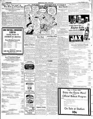 Hope Star from Hope, Arkansas on October 6, 1939 · Page 4
