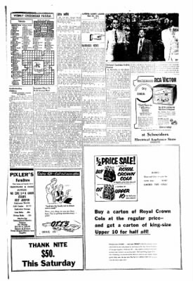 Fayette County Leader from Fayette, Iowa on May 29, 1957 · Page 5
