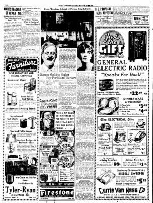 Globe-Gazette from Mason City, Iowa on December 16, 1936 · Page 46