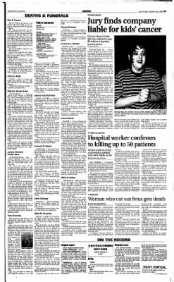 The Salina Journal from Salina, Kansas on March 28, 1998 · Page 9
