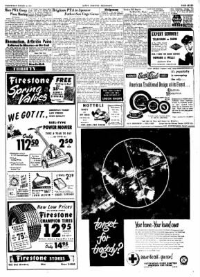 Alton Evening Telegraph from Alton, Illinois on March 19, 1952 · Page 7