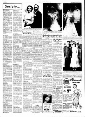 Alton Evening Telegraph from Alton, Illinois on March 19, 1952 · Page 10