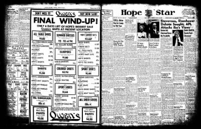 Hope Star from Hope, Arkansas on August 15, 1952 · Page 2