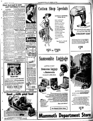Mt. Vernon Register-News from Mt Vernon, Illinois on June 18, 1951 · Page 5