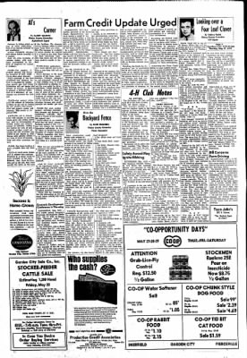 Garden City Telegram from Garden City, Kansas on May 27, 1971 · Page 7