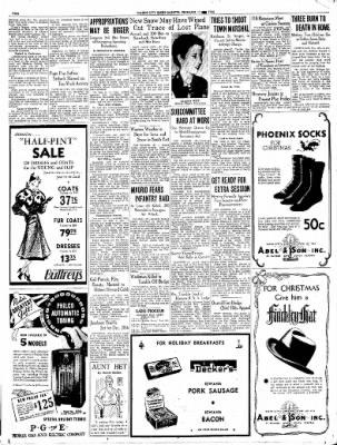 Globe-Gazette from Mason City, Iowa on December 17, 1936 · Page 54