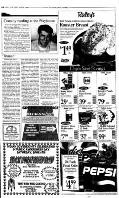 Ukiah Daily Journal from Ukiah, California on June 5, 1998 · Page 6