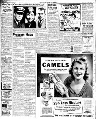 Hope Star from Hope, Arkansas on January 19, 1942 · Page 4