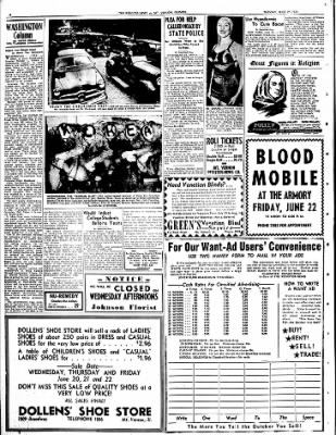 Mt. Vernon Register-News from Mt Vernon, Illinois on June 19, 1951 · Page 8